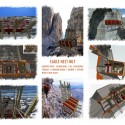 Eagle Nest Hut Proposal Courtesy of Piero Ceratti