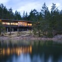 Cortes Island Residence / Balance Associates Architects (12) © Steve Keating Photography