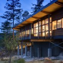 Cortes Island Residence / Balance Associates Architects (11) © Steve Keating Photography