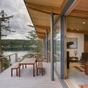 Cortes Island Residence / Balance Associates Architects (4) © Steve Keating Photography