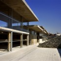 Center for the Blind and Visually Impaired / Taller de Arquitectura-Mauricio Rocha (4) © Luis Gordoa