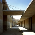 Center for the Blind and Visually Impaired / Taller de Arquitectura-Mauricio Rocha (10) © Luis Gordoa