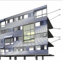 Radian Apartments / Erdy McHenry Architecture diagram