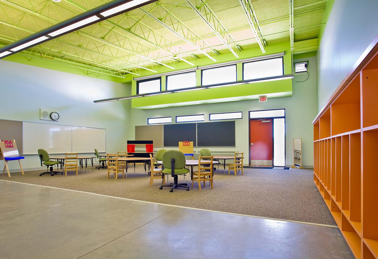 Duranes Elementary School / Baker Architecture + Design ...