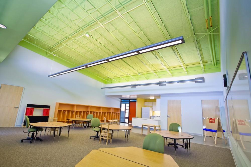 Classroom Design For Elementary School ~ Duranes elementary school baker architecture design