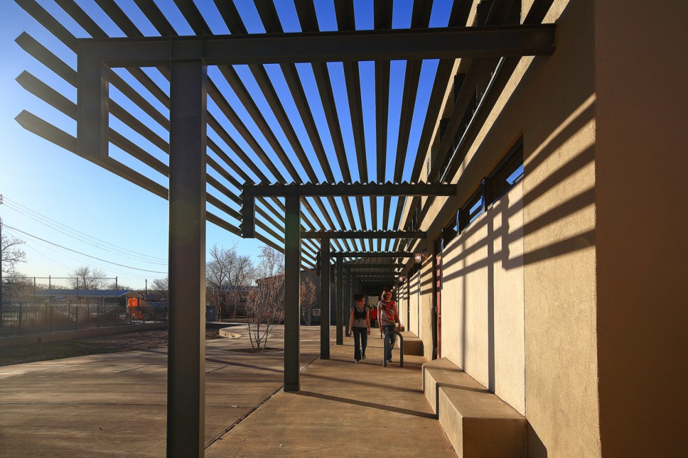 Duranes Elementary School / Baker Architecture + Design