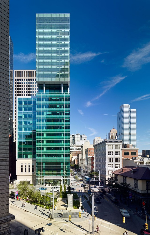 Three PNC Plaza / Gensler