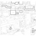 Campus Common, SUNY at New Paltz / ikon.5 architects site plan