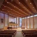 First Congregational Church, United Church of Christ Sanctuary / Constantine George Pappas AIA Architecture/ Planning (15) © David Rose