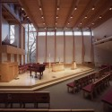 First Congregational Church, United Church of Christ Sanctuary / Constantine George Pappas AIA Architecture/ Planning (13) © David Rose