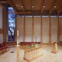 First Congregational Church, United Church of Christ Sanctuary / Constantine George Pappas AIA Architecture/ Planning (10) © David Rose