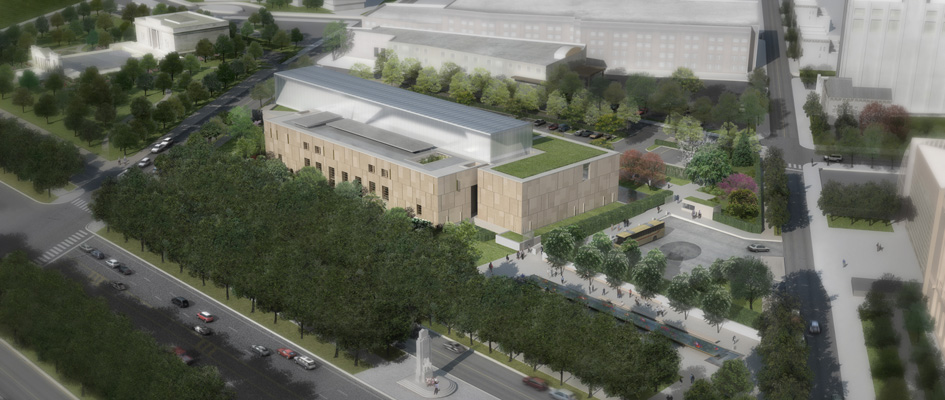 The Barnes Foundation on the Parkway / Tod Williams + Billie Tsien