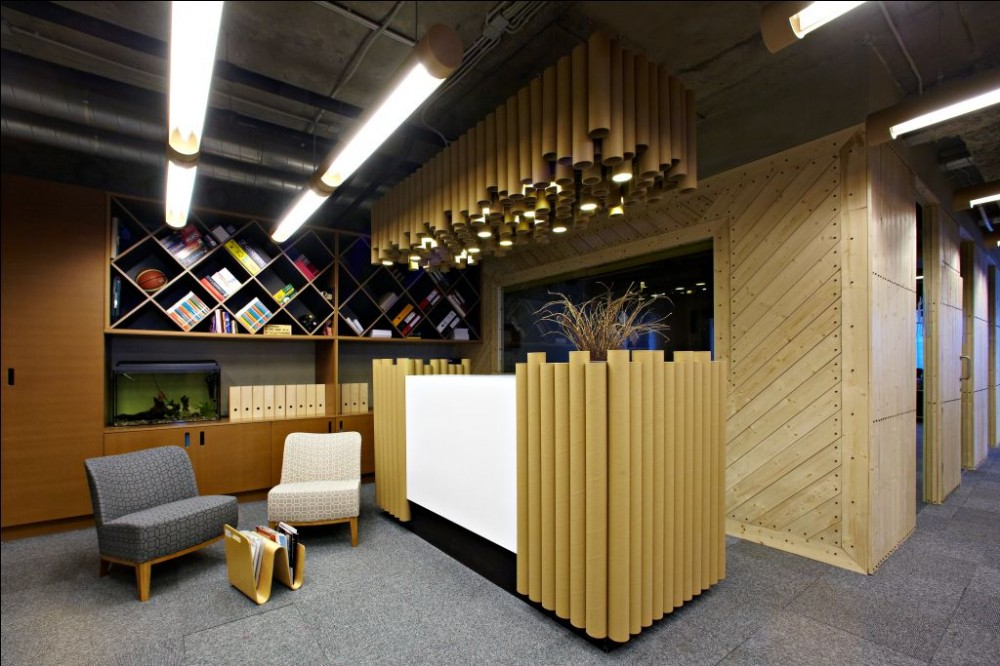 McCann-Erickson Riga and Inspired Office / Open AD