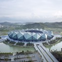 Universiade Sports Center and Baoan Stadium / Architects von Gerkan Marg and Partners  Christian Gahl