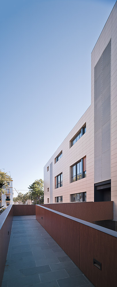 Multi-Family Housing in Sevilla / Studio Af6