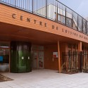 The Recreation Center of le Bois des Gelles / G Architecture (14)  Jerome Epaillard / Alticlic