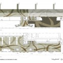 Norman Y.Mineta San Jose International Airport Terminal B / Fentress Architects (17) Finish Plans