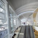Norman Y.Mineta San Jose International Airport Terminal B / Fentress Architects (8)  Nick Merrick