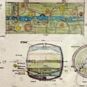 Arcosanti / Paolo Soleri (37) Conceptual Design 06