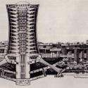 Arcosanti / Paolo Soleri (36) Conceptual Design 05