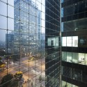 China Diamond Exhange Center / Goettsch Partners (2) © 1st Image