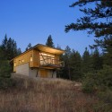 Pine Forest Cabin / Balance Associates Architects (16) © Steve Keating Photography