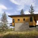 Pine Forest Cabin / Balance Associates Architects (15) © Steve Keating Photography