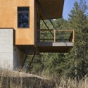 Pine Forest Cabin / Balance Associates Architects (12) © Steve Keating Photography