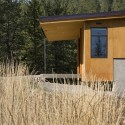 Pine Forest Cabin / Balance Associates Architects (11) © Steve Keating Photography