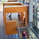 UMass Amherst Integrated Science Center / Payette (12) © Warren Jagger Photography