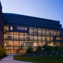 UMass Amherst Integrated Science Center / Payette (1) © Warren Jagger Photography