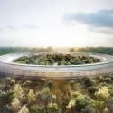 Apple Campus in Cupertino, Foster + Partners, ARUP & Kier + Wright (41) © Foster + Partners, ARUP, Kier + Wright, Apple