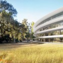 Apple Campus in Cupertino, Foster + Partners, ARUP & Kier + Wright (39) © Foster + Partners, ARUP, Kier + Wright, Apple