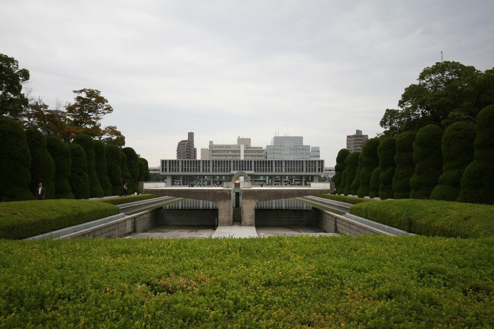 AD Classics: Hiroshima Peace Center and Memorial Park / Kenzo Tange