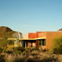 North Mountain Visitor Center / John Douglas Architects (3) © John Douglas Architects