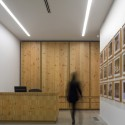 Rennie Art Gallery and Offices / Walter Francl Architects with mgb (5)  Nic Lehoux