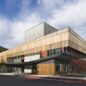Jackson Hole Center for the Arts Performing Arts Pavilion / Stephen Dynia Architects (6) © Ron Johnson Photography