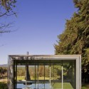 Pavilion in the Woods / Parque Humano (4) © Paul Rivera, ArchPhoto