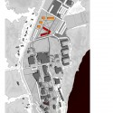 RWU North Campus Residence Hall / Perkins+Will site plan