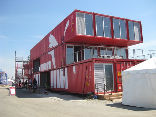 The pros and cons of cargo container architecture archdaily - Shipping container home building code ...
