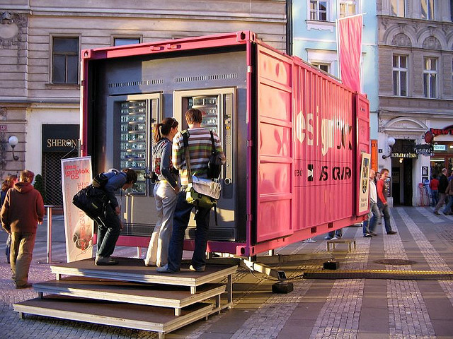The Pros and Cons of Cargo Container Architecture