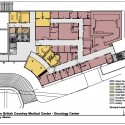 ABC Cancer Center / HKS 10 Courtesy HKS / Ground Floor Plan