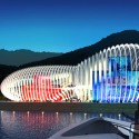 Busan Opera House Proposal (2) Courtesy of Peter Ruge Architekten