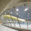London Aquatics Centre for 2012 Summer Olympics / Zaha Hadid Architects (32) Hufton + Crow