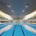 London Aquatics Centre for 2012 Summer Olympics / Zaha Hadid Architects (30) Hufton + Crow