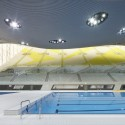London Aquatics Centre for 2012 Summer Olympics / Zaha Hadid Architects (29) Hufton + Crow