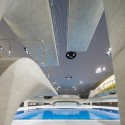 London Aquatics Centre for 2012 Summer Olympics / Zaha Hadid Architects (27) Hufton + Crow