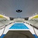 London Aquatics Centre for 2012 Summer Olympics / Zaha Hadid Architects (23) Hufton + Crow