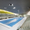 London Aquatics Centre for 2012 Summer Olympics / Zaha Hadid Architects (19) Hufton + Crow