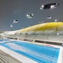 London Aquatics Centre for 2012 Summer Olympics / Zaha Hadid Architects (18) Hufton + Crow